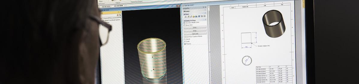 CAD stöd oljebronslager