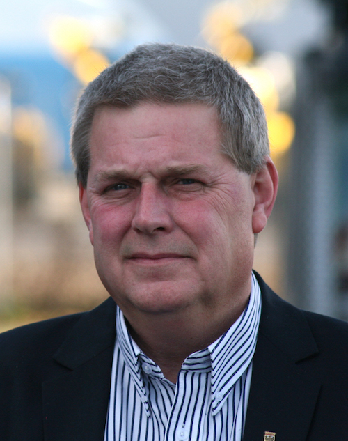 Christer Hellström : VD