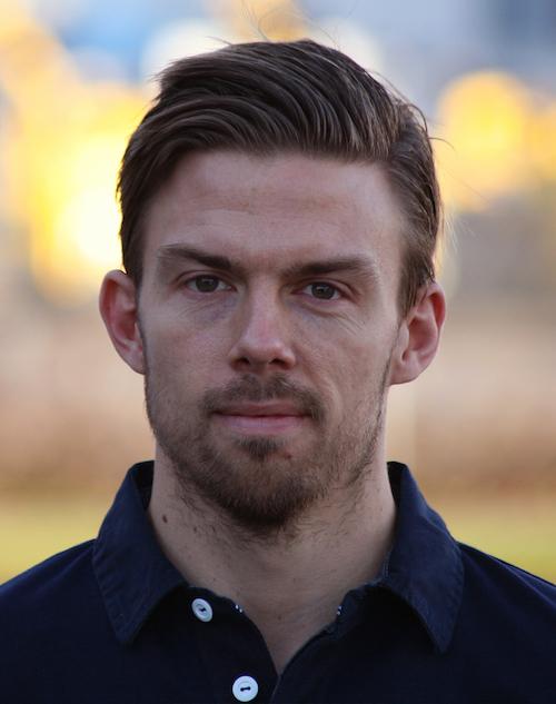 Christoffer Hammenfors : Purchasing manager