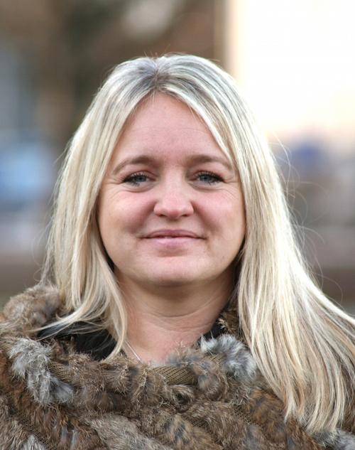 Cecilia Wilhelmsson : Försäljning/Tullansvarig