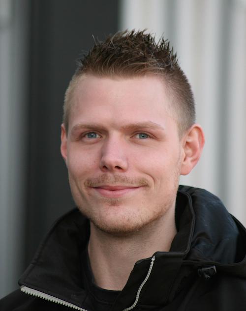 Johan Hellström : Warehouse - Bronze