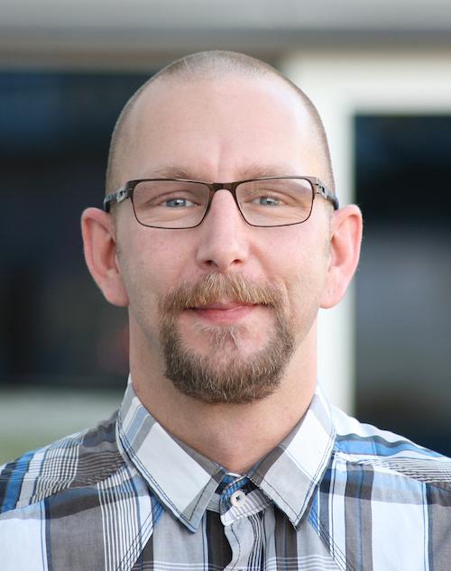 Robert Bengtsson : Inköpsansvarig