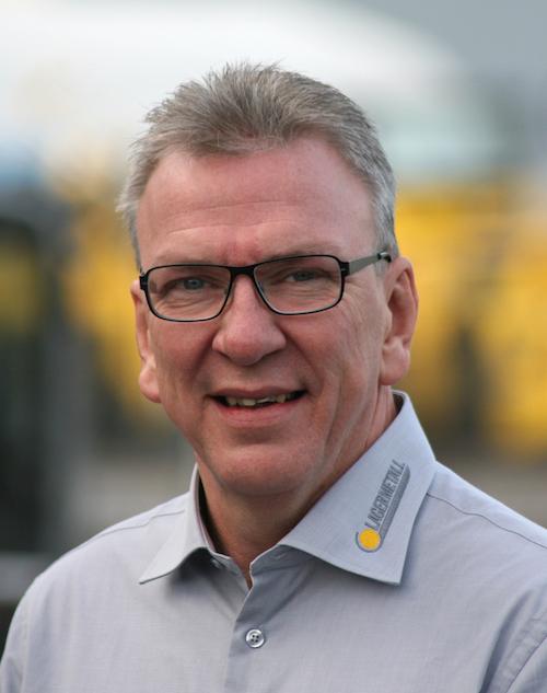 Ulf Persson : Försäljningsansvarig