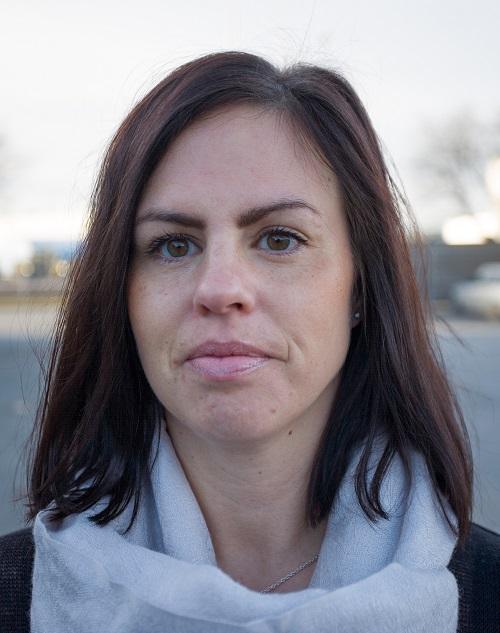 Lina Sohlman : Finance officer