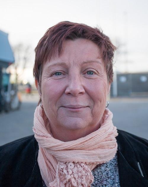 Mia Larsson : Sales