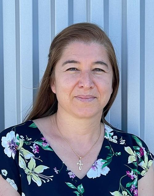Ziane Kasselia : Ekonomiansvarig