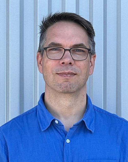 Claes Carlsson : Teknisk support glidlager/försäljning
